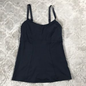 NWOT Zella Got This Tank Padded Camisole Black